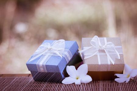 贈り物が2つ