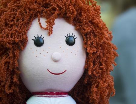 布製の人形