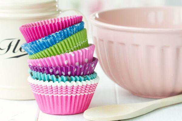 ケーキ用ミニカップ