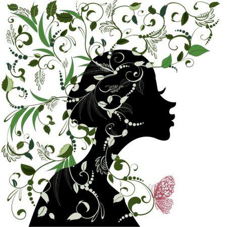 植物の妖精
