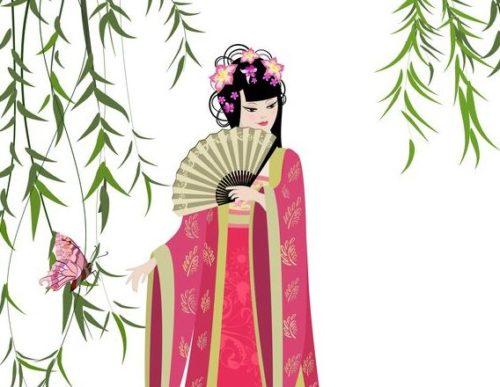 古代中国の女性